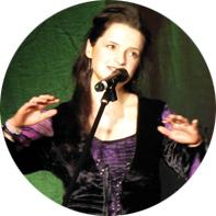 Märchenerzählerin Melanie Goebel