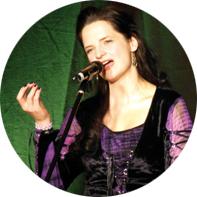 Erzählerin Melanie Goebel